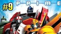 Трансформеры Прайм {Transformers Prime} часть #9 — БамблБии ОГРЕБ