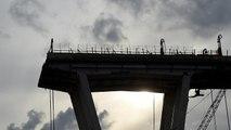 Génova inicia demolição da ponte Morandi