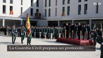 La Guardia Civil prepará un protocolo para detener el acoso sexual