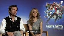 Philippe Lacheau et Elodie Fontan reviennent sur les coulisses du film Nicky Larson