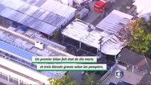 Flamengo - 10 morts dans un incendie au centre de formation