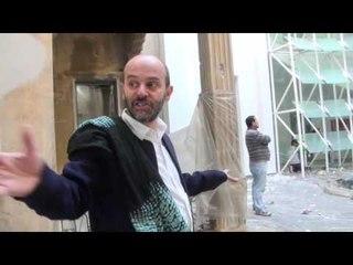 Ex-nid de snipers, futur lieu de mémoire : visite guidée de Beit Beirut