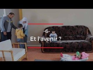 Pour deux familles de réfugiés syriens, l'avenir s'écrit en France (ép. 6)
