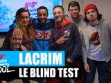 Lacrim - Le blind test #MorningDeDifool