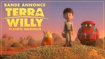 TERRA WILLY, planète inconnue - Bande annonce officielle - Au cinéma le 3 avril