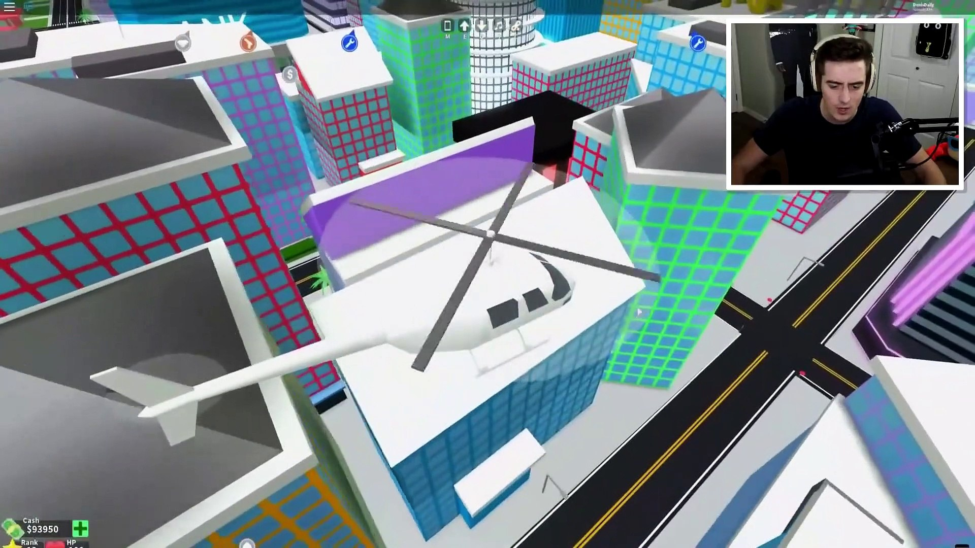 Roblox Mad City Mech Locations