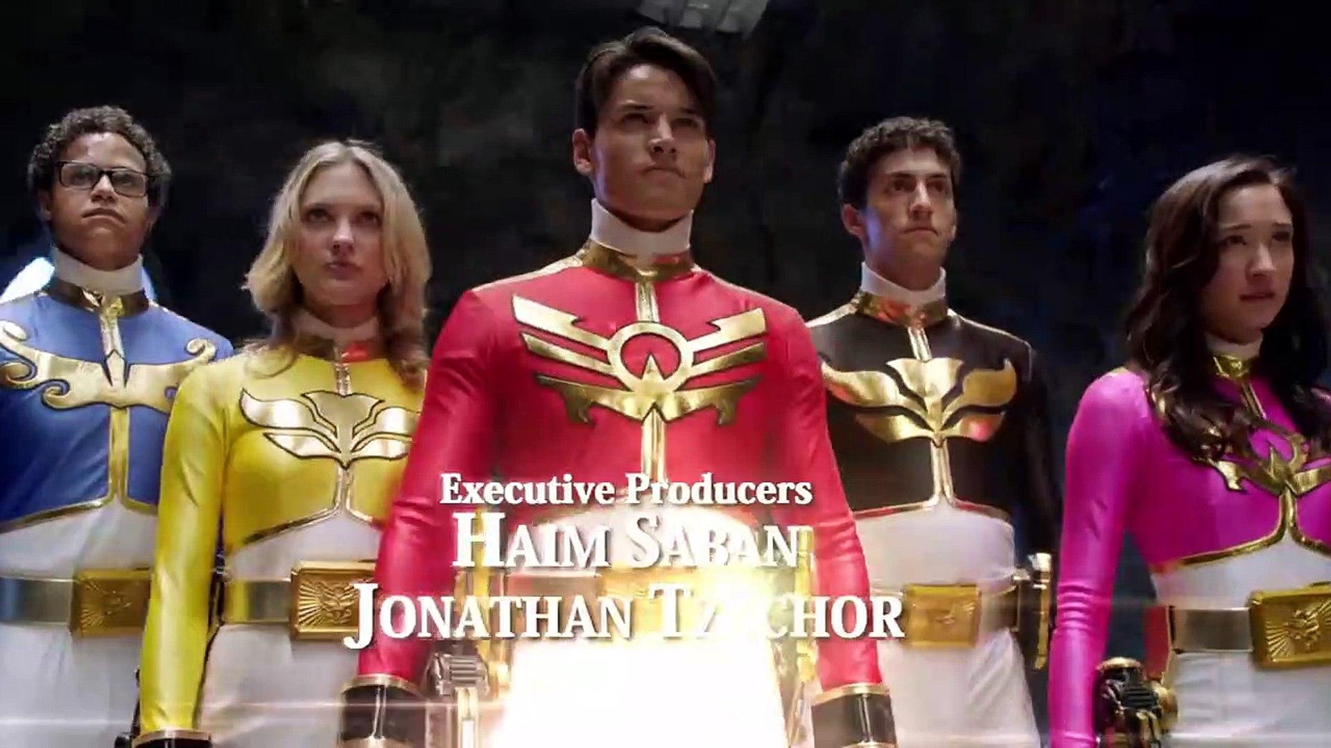 Phim Siêu Nhân Hải Tặc (Super Megaforce) Tập 6- Bài Học Quyền Thú