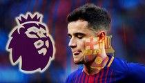 يورو بيبرز: عودة كوتينيو الى انجلترا ستدفع هازارد الى ريال مدريد ونيمار الى برشلونة
