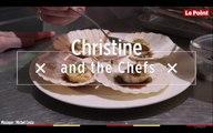Christine and the Chefs #11 : Les noix de Saint-Jacques rôties en coquille à la grenobloise