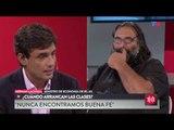 """A Dos Voces (15/03/2017) Héctor Lacunza: """"No hubo buena fe durante las negociaciones docentes"""""""