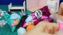 Moj Moj Glitter Series Squishy MOJ MOJ lar Minyatür Evde!! Bidünya Oyuncak