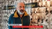 Le Camp du Vernet d'Ariège : souffrance et peine