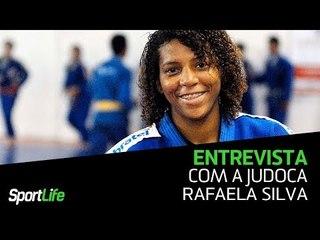 Judoca Rafaela Silva fala sobre discriminação que sofreu no esporte | Entrevista