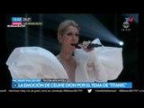 """Premios Billboard: Celinie Dion cantó el tema de """"Titanic"""" 20 años después"""