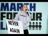 EEUU: Famosos en la enorme marcha contra las armas