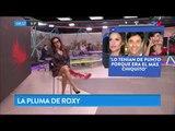 Los gustos sexuales de Nicole Neuman y otros escándalos en La Pluma de Roxy