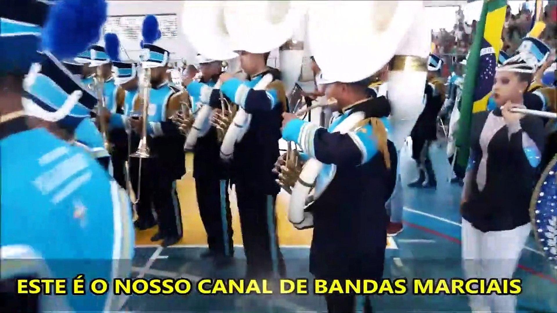 Banda de Musica Nossa Senhora do Rosário 2018 - VI COPA NACIONAL DE CAMPEÃS DE BANDAS E FANFARRAS