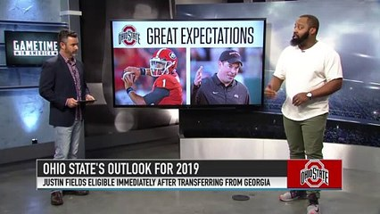 QB Justin Fields Eligible to Play for Ohio State in 2019