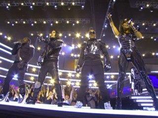 The Black Eyed Peas - Imma Be/I Gotta Feeling