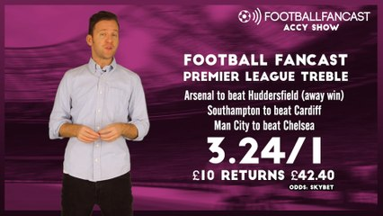 Watch: Accy Show – Arsenal, Man City and Southampton offer big returns