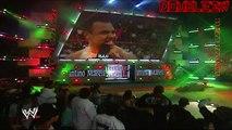 Jeff Hardy vs. Santino Marella + Randy Orton Punts Matt Hardy - 12-31-2007 Raw