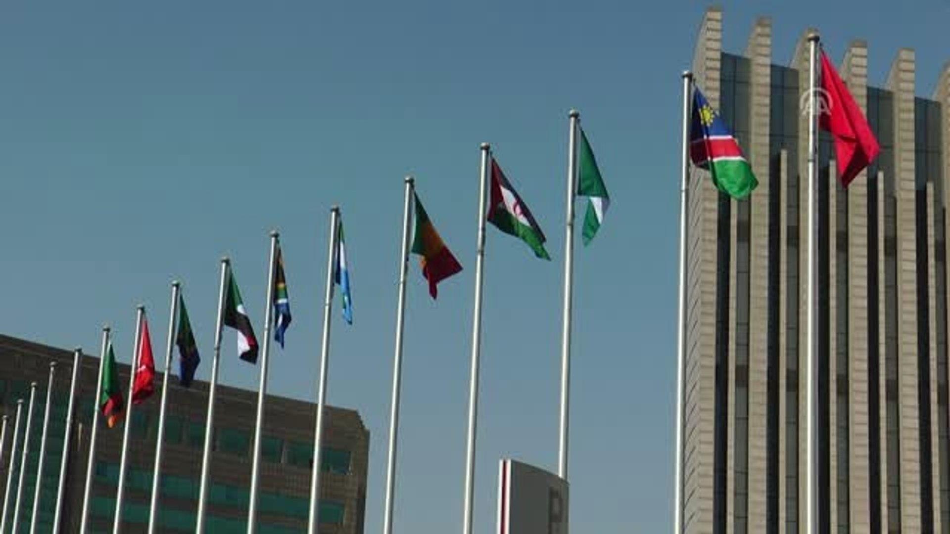BM Genel Sekreteri Antonio Guterres, Etiyopya'da - Addis Ababa