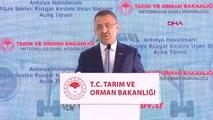 Antalya Havalimanı'nda Alçak Seviye Rüzgar Kırılımı Uyarı Sistemi Açıldı 5