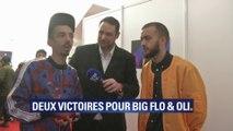 """Victoires de la musique: BigFlo & Oli témoignent sur BFMTV de leur """"soulagement"""" après leur trophée"""