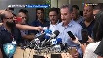 Tragedia sacude al futbol de Brasil   Azteca Deportes