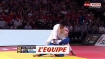 Le bronze pour Gneto - Judo - Paris Grand Slam