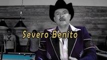 SEVERO BENITO Y SU BANDA CACHAS DE ORO - A QUIEN QUIERO ENGAÑAR - (Video Lyrics/Letra)