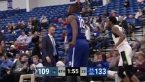 Delaware Blue Coats Top 3-pointers vs. Iowa Wolves