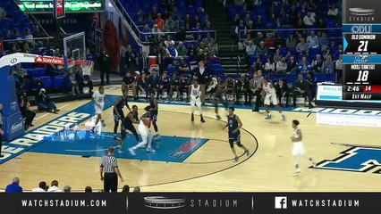Old Dominion vs. Middle Tennessee Basketball Highlights (2018-19)