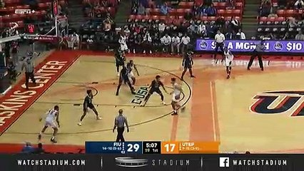 FIU vs. UTEP Basketball Highlights (2018-19)