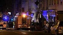 Incendie 125, route de Vienne, Lyon 8e