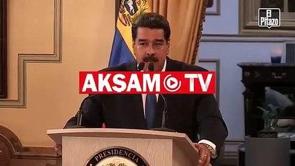 ABD'den Maduro'ya alaycı yorum