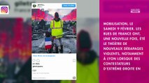 """Gilets jaunes : leur message """"oublié"""", Cauet déplore la médiatisation"""
