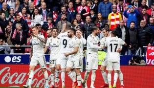 ريال مدريد عودة الروح إلى الجسد
