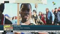 Exigen al gobierno de España cesar las deportaciones ilegales