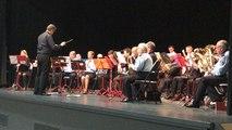 Concert de l'Harmonie des Sapeurs-pompiers de Château-Gontier et de l'Harmonie de Châtelais
