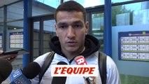 Rony Lopes «Une équipe différente» - Foot - L1 - ASM