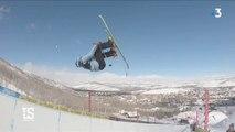 Mondiaux de ski freestyle : Kevin Rolland décroche l'argent