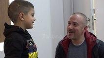 Deputeti Ervin Bushati intervistohet nga djali i tij ! (10.02.2019)