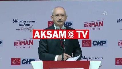 Kılıçdaroğlu bir türlü 'Karamollaoğlu' diyemedi