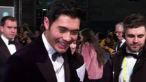 BAFTAs 2019: Henry Golding is ready to celebrate