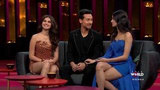 Koffee with Karan Season 6 Episode 18 Tiger Shroff Promo