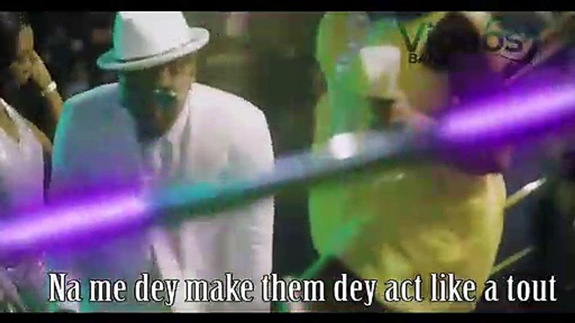 Olamide- woske (Video with lyrics)