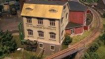 Réseau HO avec une caténaire et avec des locomotives électriques d'Allemagne - Une vidéo de Pilentum Télévision sur le modélisme ferroviaire avec des trains miniatures