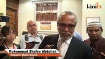 Perbuatan sia-sia sahaja jika    - Peguam Najib