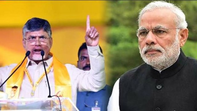 Chandrababu Naidu begins Hunger Strike demanding Special State for Andhra Pradesh | Oneindia News